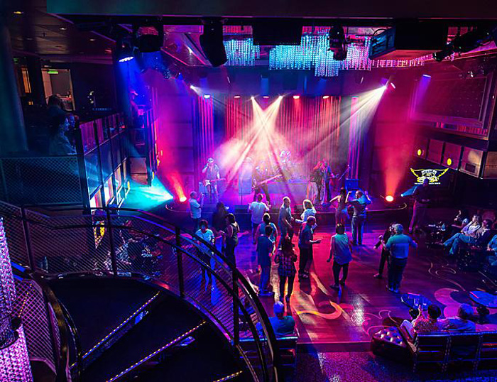 El Music Hall del Odyssey of the Seas