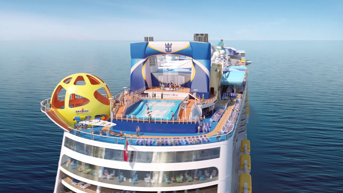 El Odyssey of the Seas