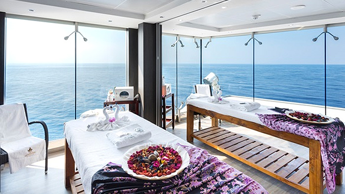 Le MSC Aurea Spa